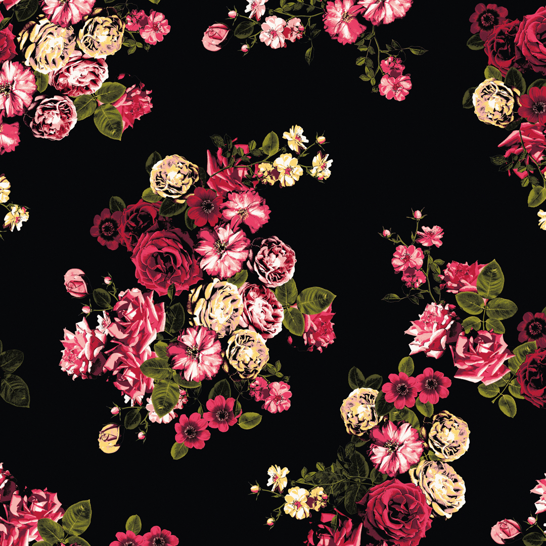 Rembrant Floral for Best Corporation