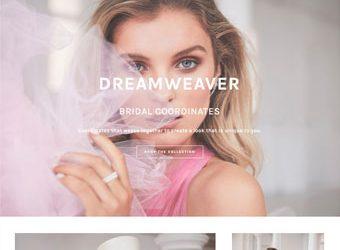 Deborah Selleck Couture Rebrand
