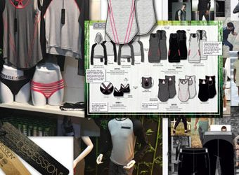 Obsession's Initial Activewear Collection