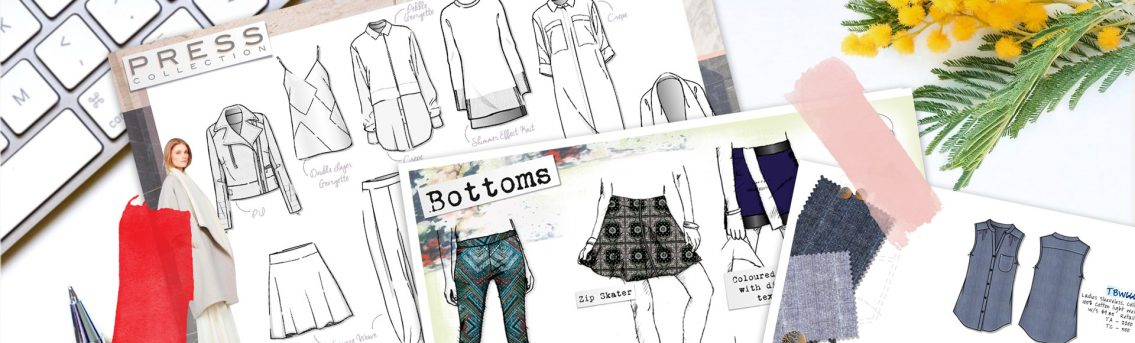 Tamara Design Services Storyboards and Garment Sketching