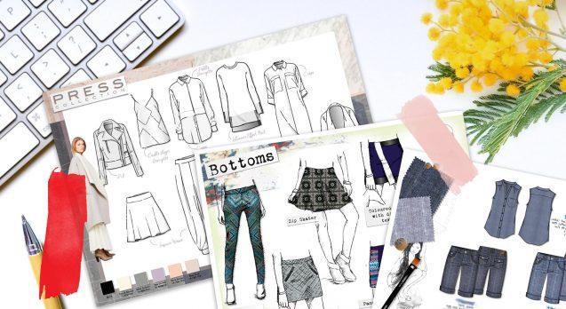 Tamara Design Services Storyboards and Garment Sketching